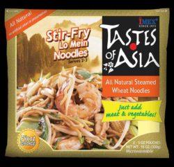 Lo Mein Stir-Fry Noodles